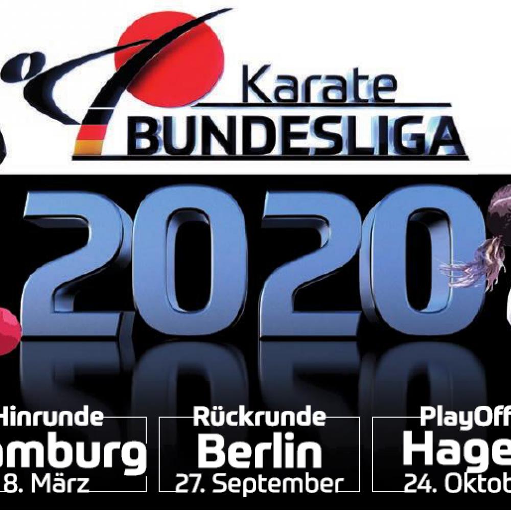 Knights Teil der Bundesligasaison 2020