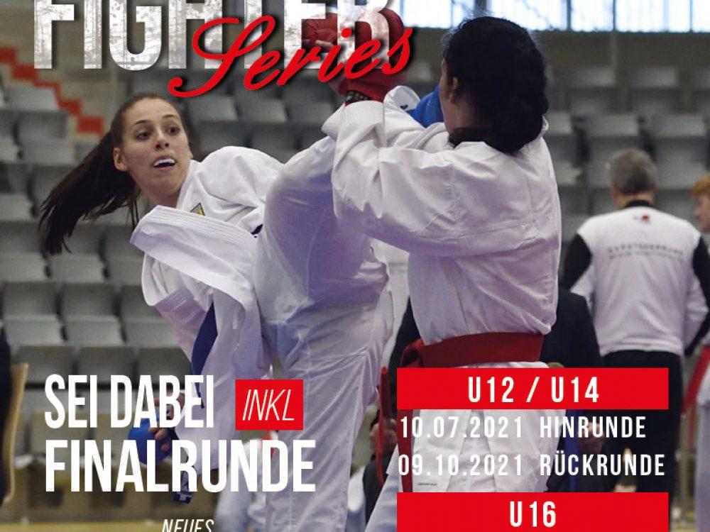 Karate im Ligasystem – Barock Fighter Series u16, u18, u21